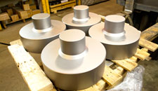 Finish and Rough Machining, Steel Cutting, Rough and Finish Grinding, Heat Treatment and Finishing